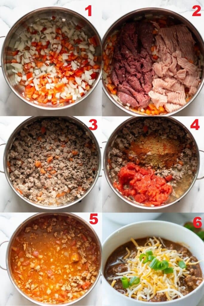 How to make keto chili