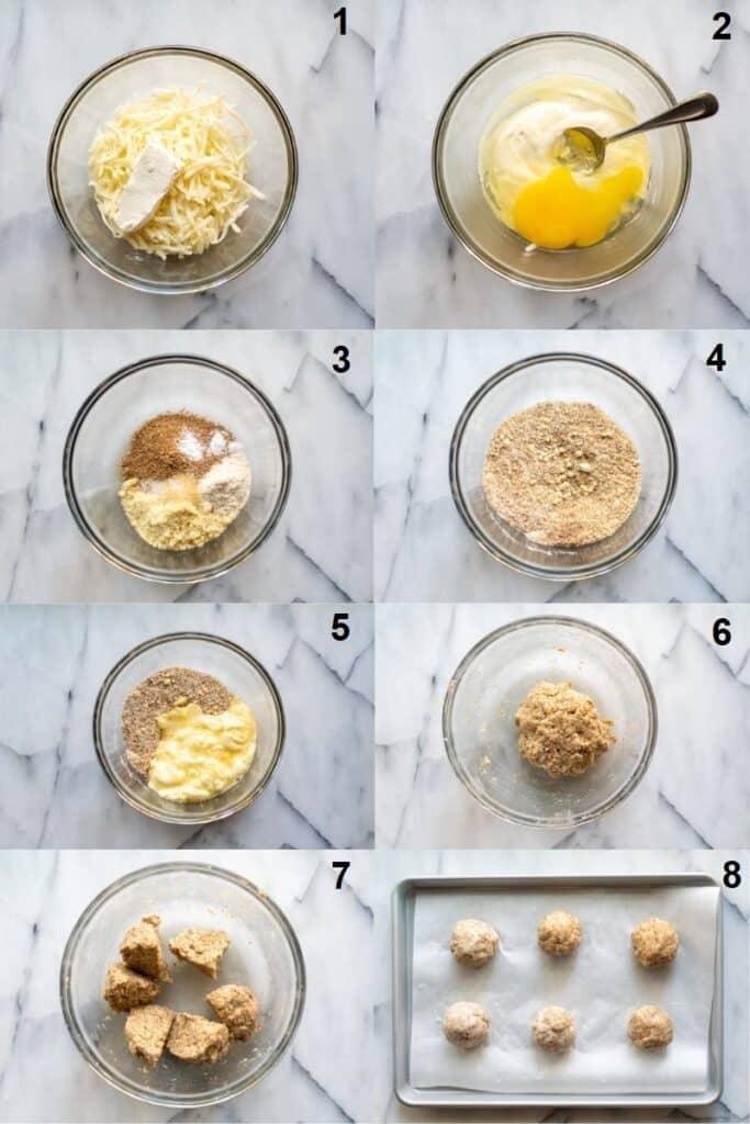 how to make keto rolls