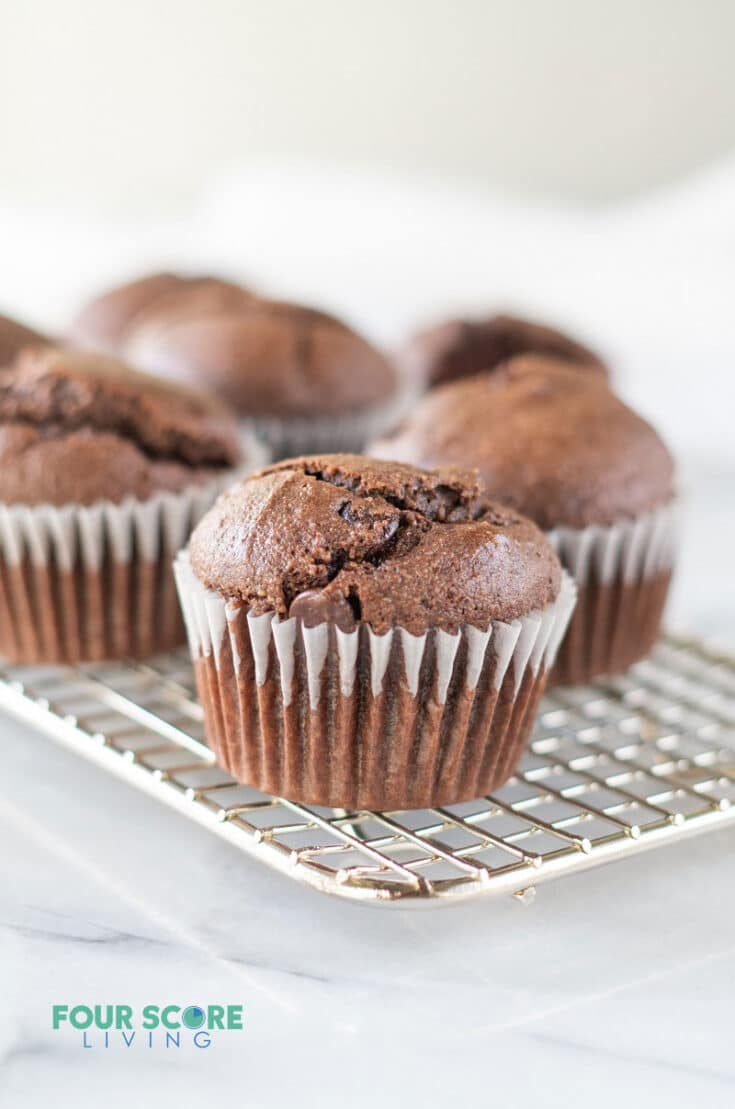 Keto Chocolate Muffins Recipe