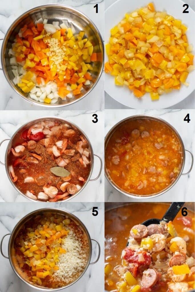 how to make keto jamalaya